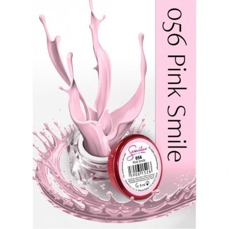 Gel color Semilac 056 Pink Smile