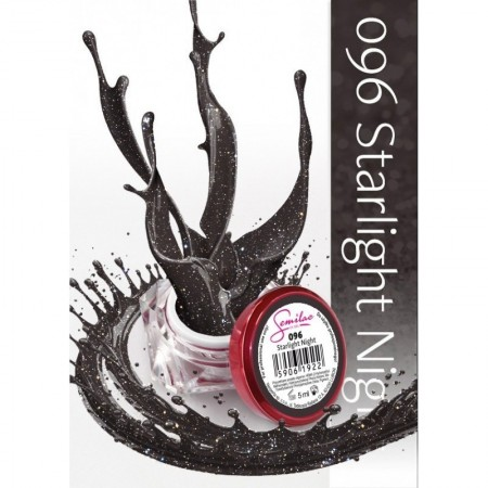 Gel color Semilac 096 Starlight Night