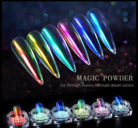 Pigment Magic Shell