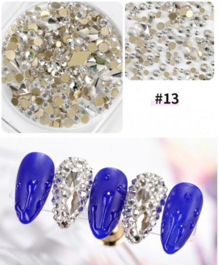 Set mix Cristale Pure Diamonds #13