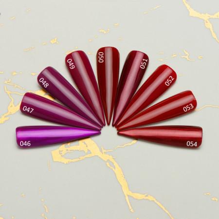 Gel color premium UV/LED Kayara 053 Pure Blood