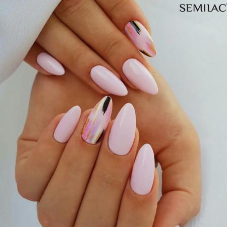 Gel color Semilac 157 Little Rosie