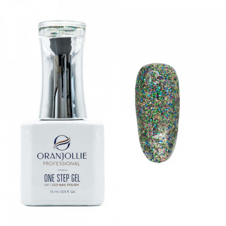 Oja Semipermanenta One step Multicolor 15ml