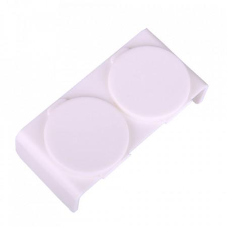 Recipient din plastic cu 2 cuve
