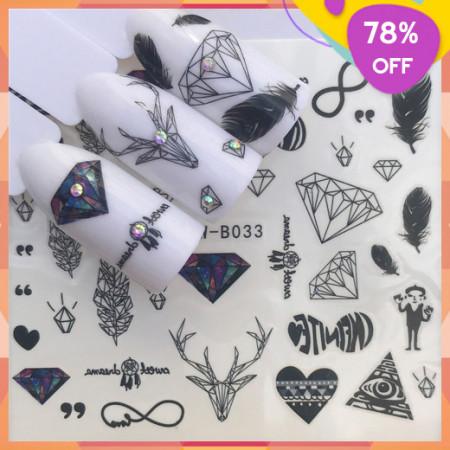 Tatuaj Mix B033