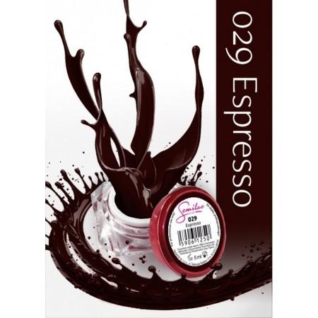 Gel color Semilac 029 Espresso