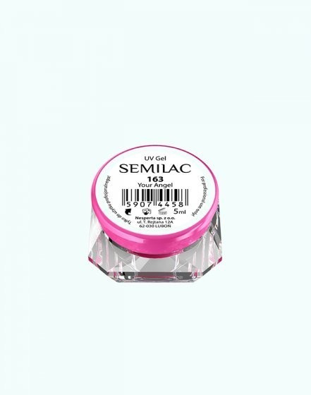 Gel color Semilac 163 Your Angel