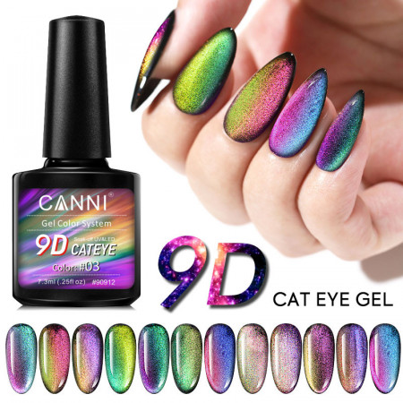CANNI 9D Cat Eye #07