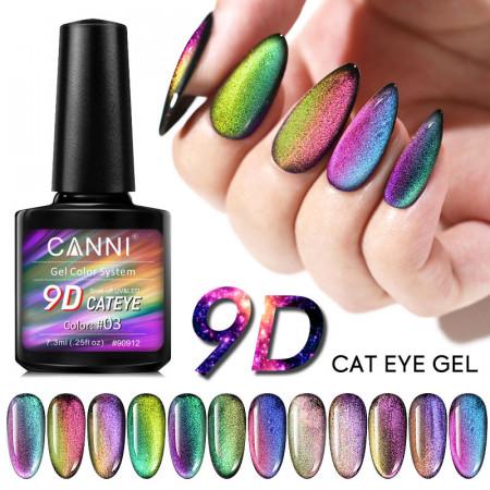 CANNI 9D Cat Eye #12
