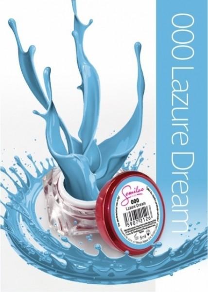 Gel color Semilac 000 Lazure Dream