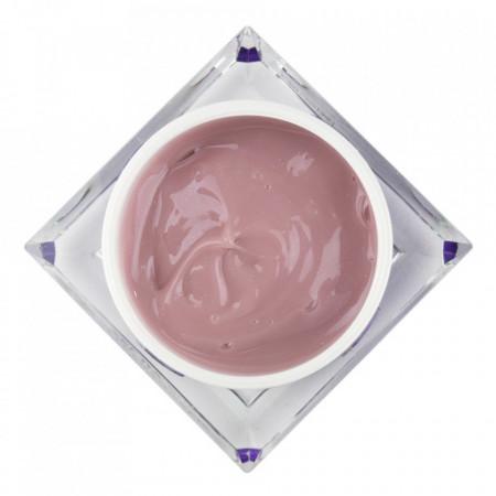 Jelly Glittery Chic Gel UV 50 ml - Allepaznokcie (cu sclipici aurora boreala)