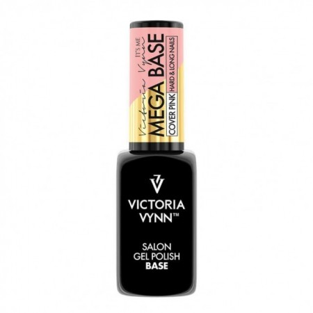 Mega Base Cover Pink Victoria Vynn 8 ml (Rubber Base)