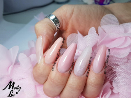 Perfect French Bubblegum Gel UV 50 ml - Allepaznokcie