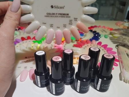 Baza Color IT Premium builder- Light Beige Pink