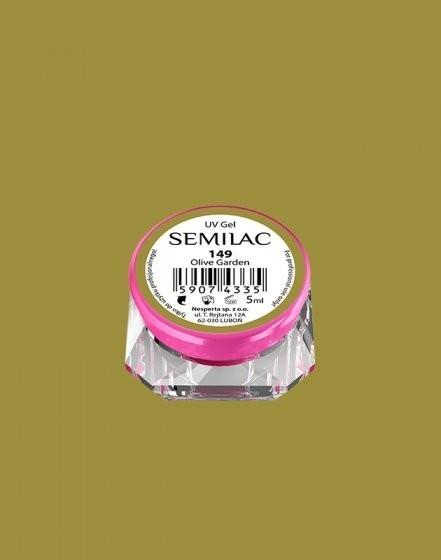 Gel color Semilac 149 Olive Garden