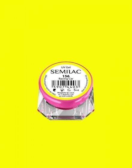 Gel color Semilac 156 Racing Car