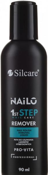 REMOVER SILCARE NAILO 90 ML