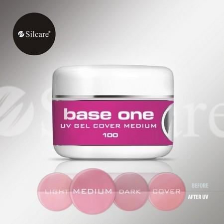 Base One Cover Medium 100 g