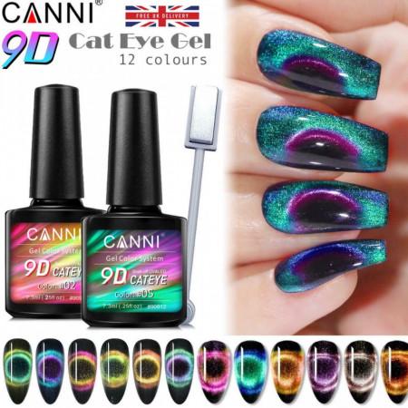 CANNI 9D Cat Eye #08