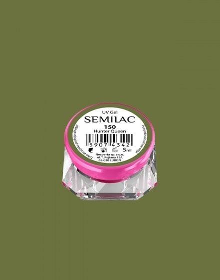 Gel color Semilac 150 Hunter Queen