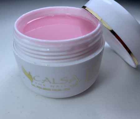 Gel de constructie Pink Mask Calsa 50 ml (roz laptos )