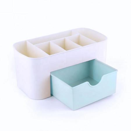 Organizator cu sertar - Blue