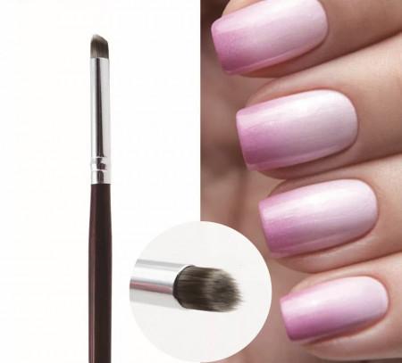 Pensula pentru aplicarea pigmentilor + efect babyboomer
