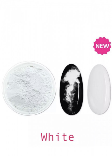 Pigment Smoke Effect - White