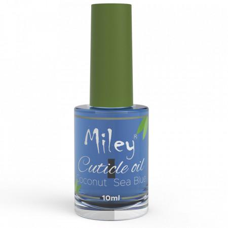 Ulei cuticule Miley Coconut Sea Blue