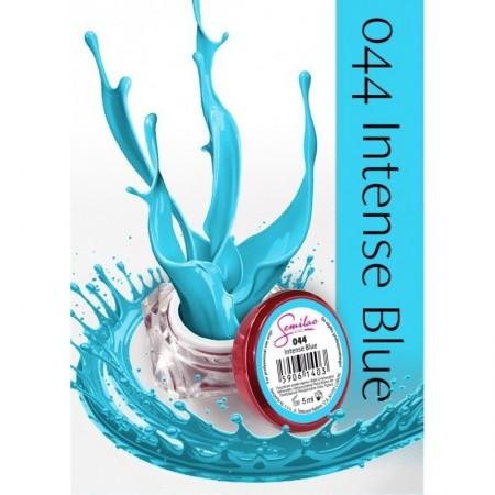 Gel color Semilac 044 Intense Blue