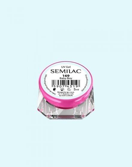 Gel color Semilac 169 Baby Boy