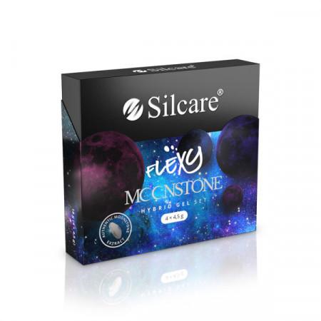 Oja Semipermanenta Flexy Hybrid Gel Silcare 4.5g NR 187