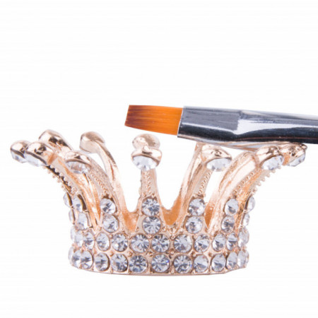 Suport Princess pentru pensule - Auriu