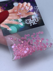 Cristale cu reflexii light pink