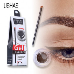 Eyeliner gel Maro + pensulă de aplicare Ushas
