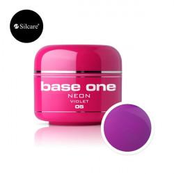 Gel color Base One Neon Violet *05 5g