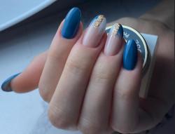 Gel color premium UV/LED Kayara 032 Prussian Blue