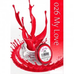 Gel color Semilac 026 My Love