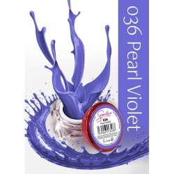 Gel color Semilac 036 Pearl Violet