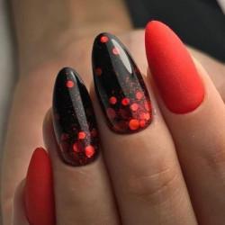 Glitter Bomb red