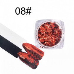Pigment Flakes CB - 08 Red