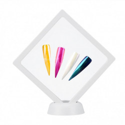 Rama expunere Design White