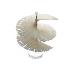 Paletar tip spirala cu 120 pozitii