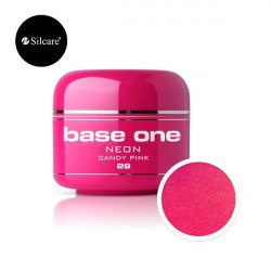 Gel color Base One Neon Candy Pink *29 5g