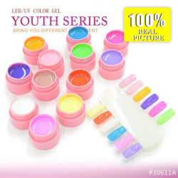 Gel Color Canni Set 12 Youth