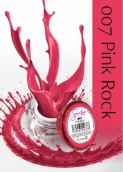 Gel color Semilac 007 Pink Rock