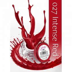 Gel color Semilac 027 Intense Red