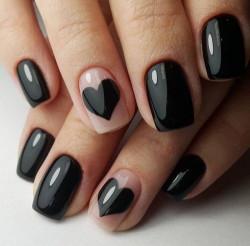 Gel color Semilac 031 Black Diamond