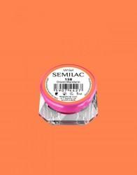 Gel color Semilac 158 Orient Mandarin
