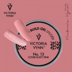 Gel UV/LED 13 Cover Dusty Pink Victoria Vynn 50ml